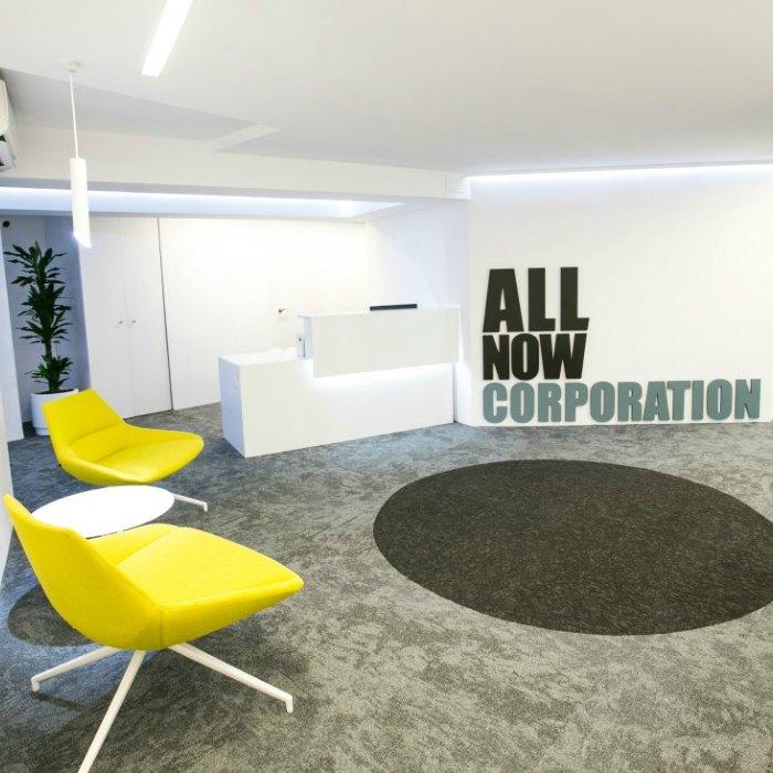 Reformes integrals d'oficines All Now Adeyaka Barcelona projectes