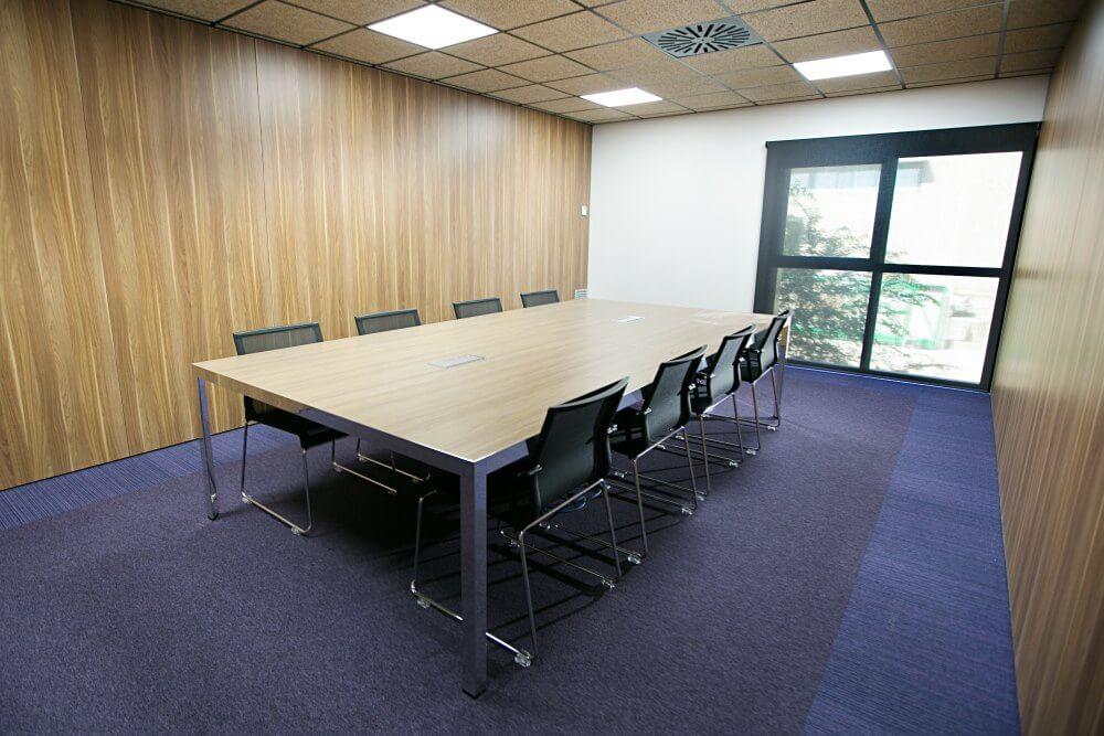 Reformas integrales de Oficinas Jofertrans Adeyaka Barcelona