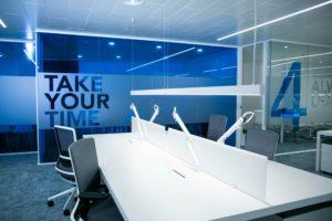 Reformas integrales de Oficinas Peroxfarma Adeyaka Barcelona