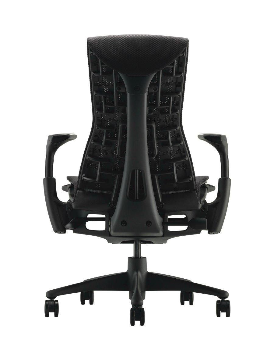 Silla ergonomica Embody Herman Miller Adeyaka barcelona