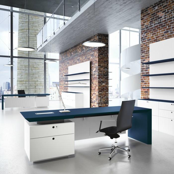 Mobles d'oficina alta direcció Martex Adeyaka Barcelona