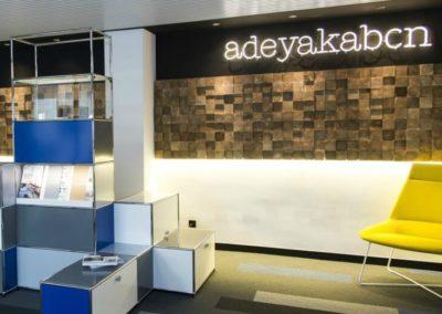 Nueva oficina Adeyaka Bcn