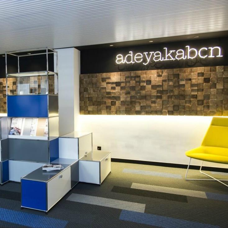 Reformas integrales de Oficinas Adeyaka Barcelona