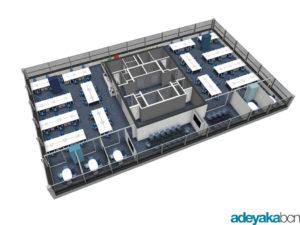 Asesoramiento espacios oficinas auditorias de espacio Adeyaka Barcelona