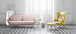 Butacas, sillones y sofas Fritz Hansen Adeyaka Barcelona