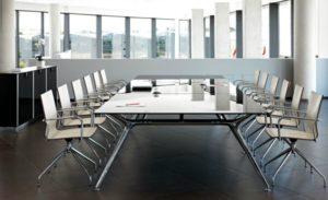 Mesas de juntas y reunión Arkitek Actiu Adeyaka Barcelona