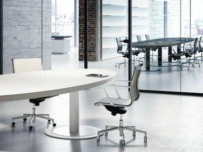 Mesas de juntas y reunión