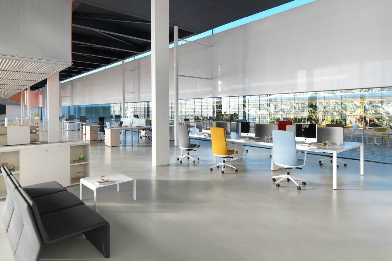 Actiu siller a y mobiliario para oficinas adeyaka bcn - Convenio oficinas y despachos barcelona 2017 ...