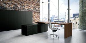 Mobiliario de oficina Fantoni MultiplCeo Adeyaka Barcelona