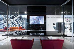 Sistema io.T Tecno spa mobiliario diseño Adeyaka Barcelona