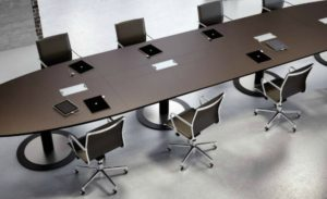 mesas de juntas y reunion fantoni multipliceo adeyaka bcn