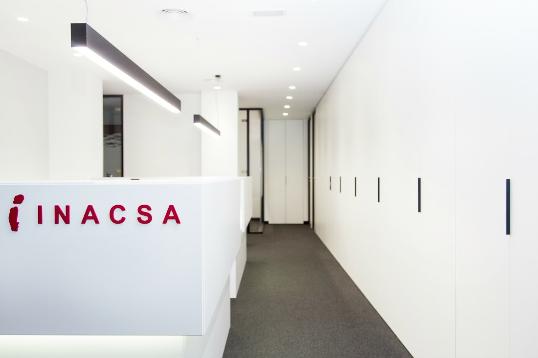 Proyecto de reforma integral llaves en mano de INACSA