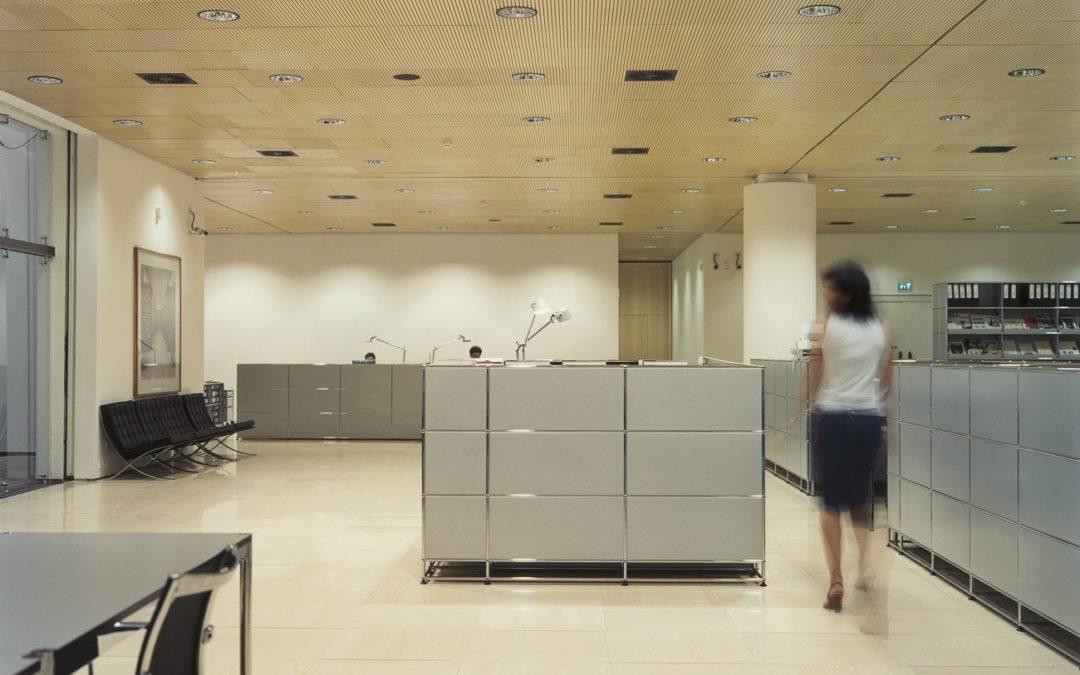 USM; muebles versátiles y de calidad para oficina