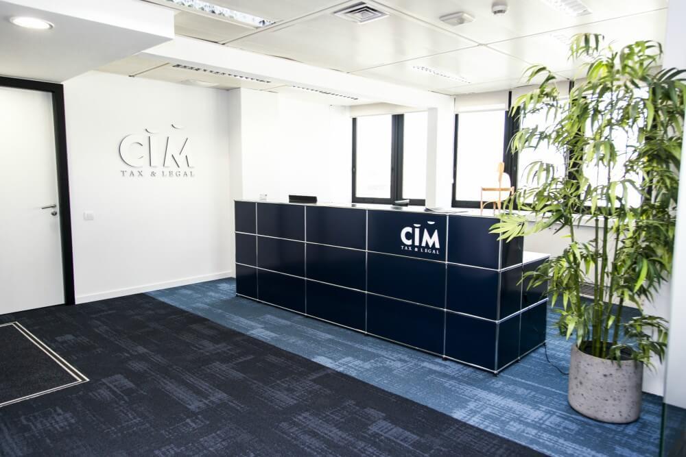 Proyecto de reforma integral llaves en mano de CIM