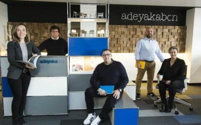 Adeyaka BCN en un monográfico temático de La Vanguardia