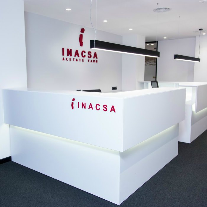 Projecte de reforma integral d'oficines claus en ma de INACSA