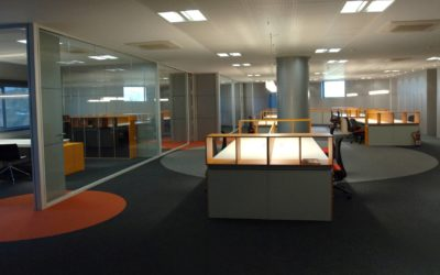Oficinas inteligentes; el concepto de Smart Office