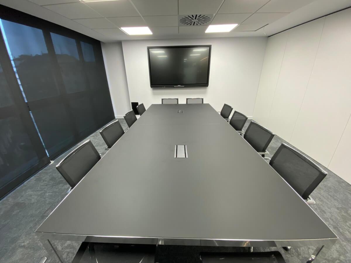 reformas integrales de Oficinas audria Adeyaka barcelona