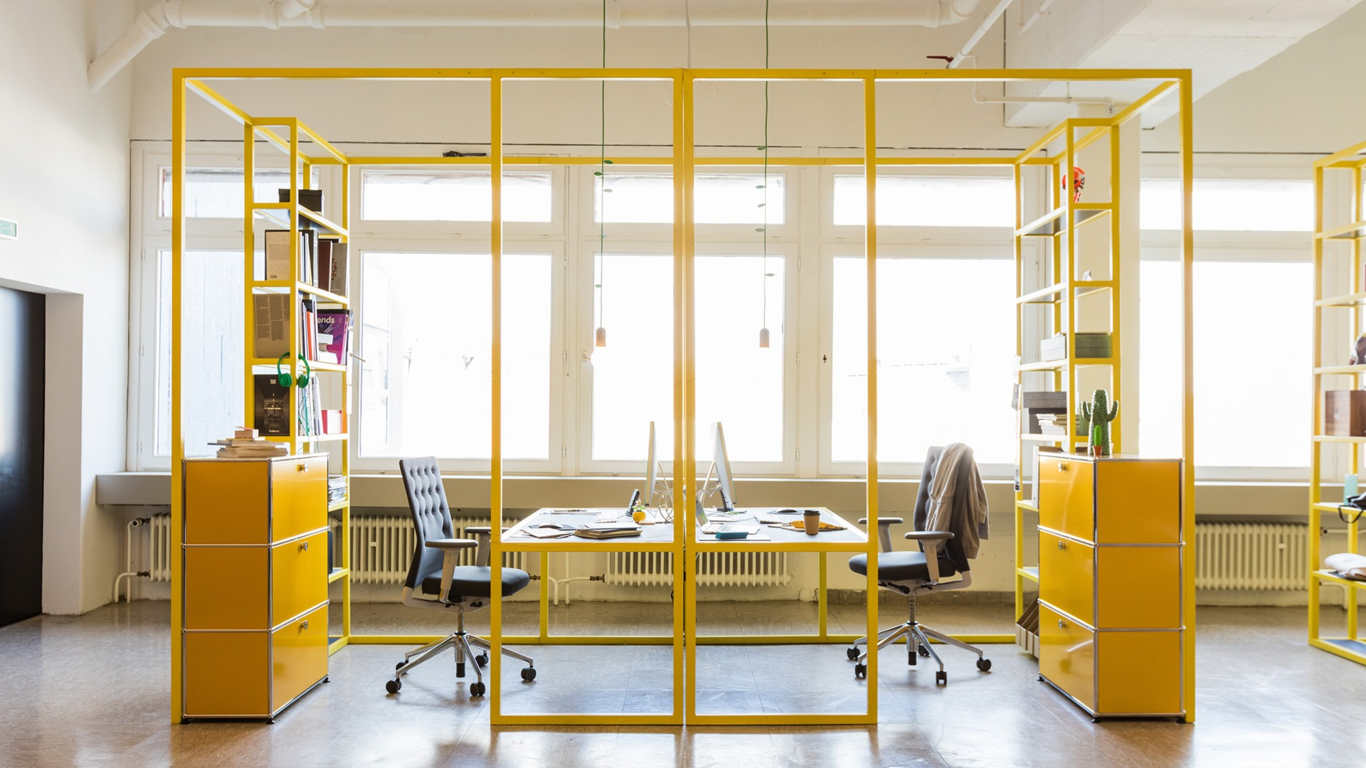 muebles de oficina modulares