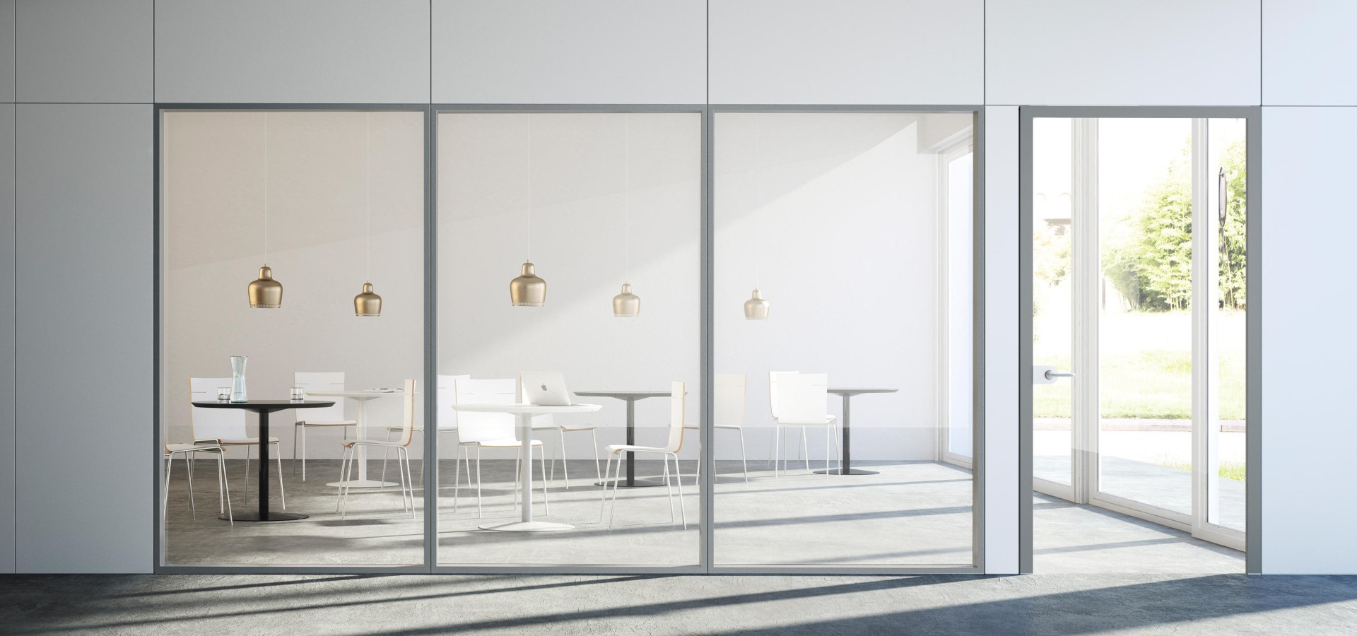 i-wallspace mamparas oficina