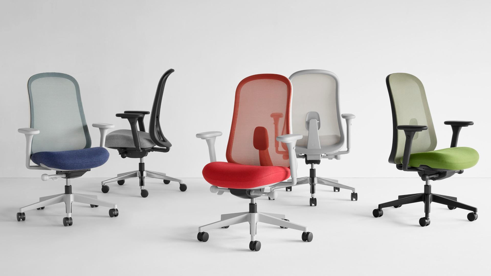 sillas ergonomicas teletrabajo