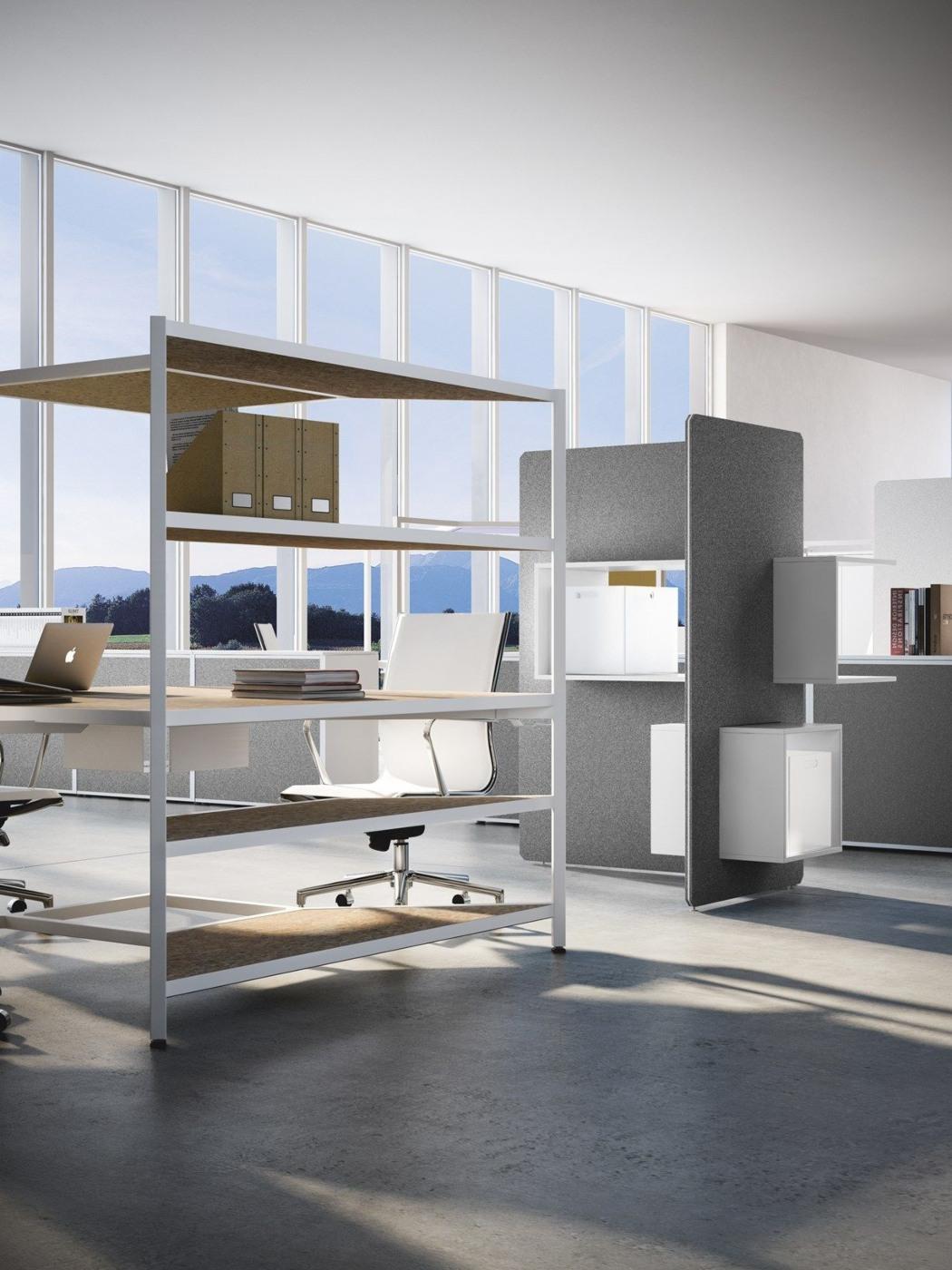 fantoni mobiliario para oficina