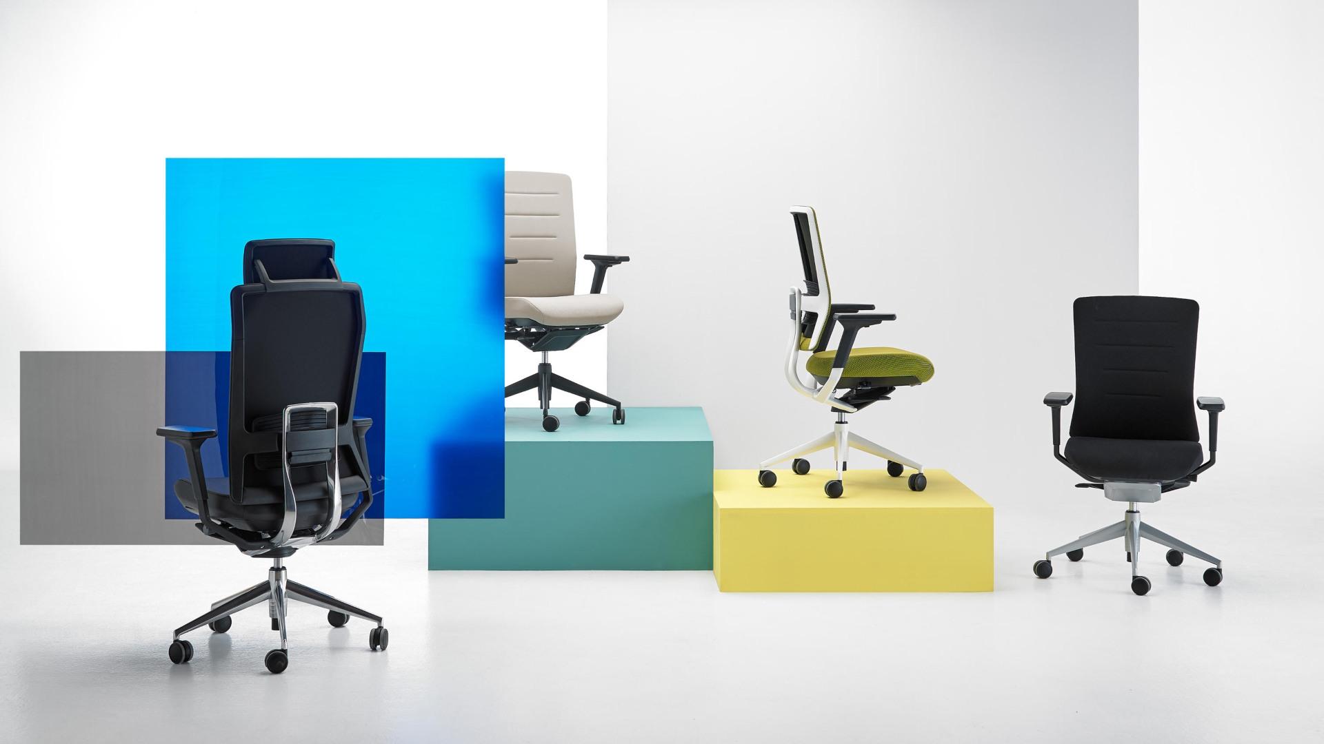 sillas ergonomicas actiu
