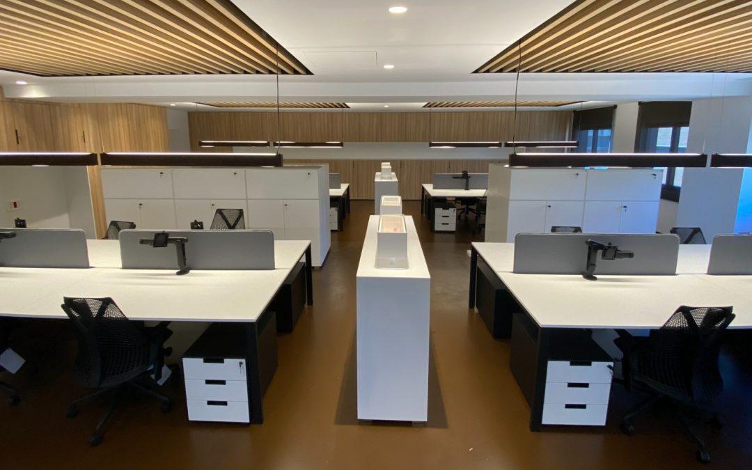 Tendencias en oficinas 2021