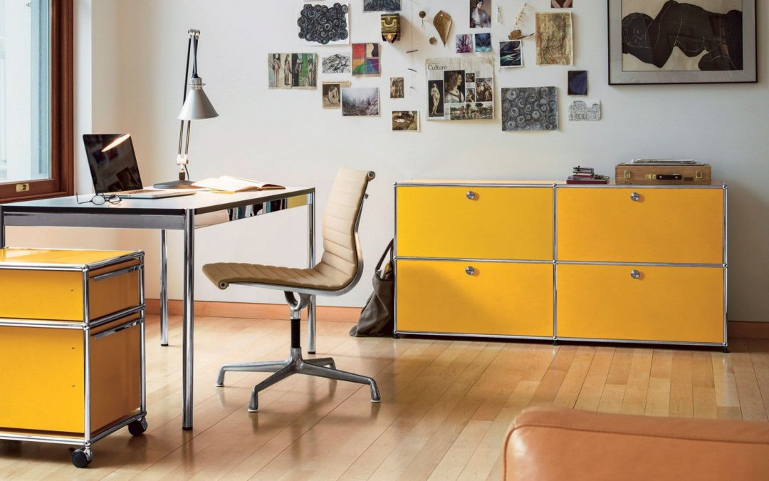 Tips para tener la oficina en casa