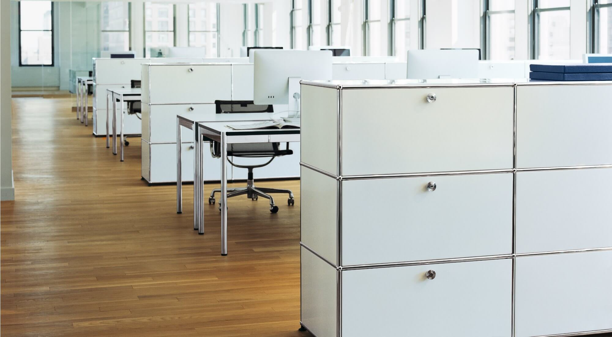 Mobiliario de oficina y archivo adeyaka bcn for Mobiliario oficina barcelona