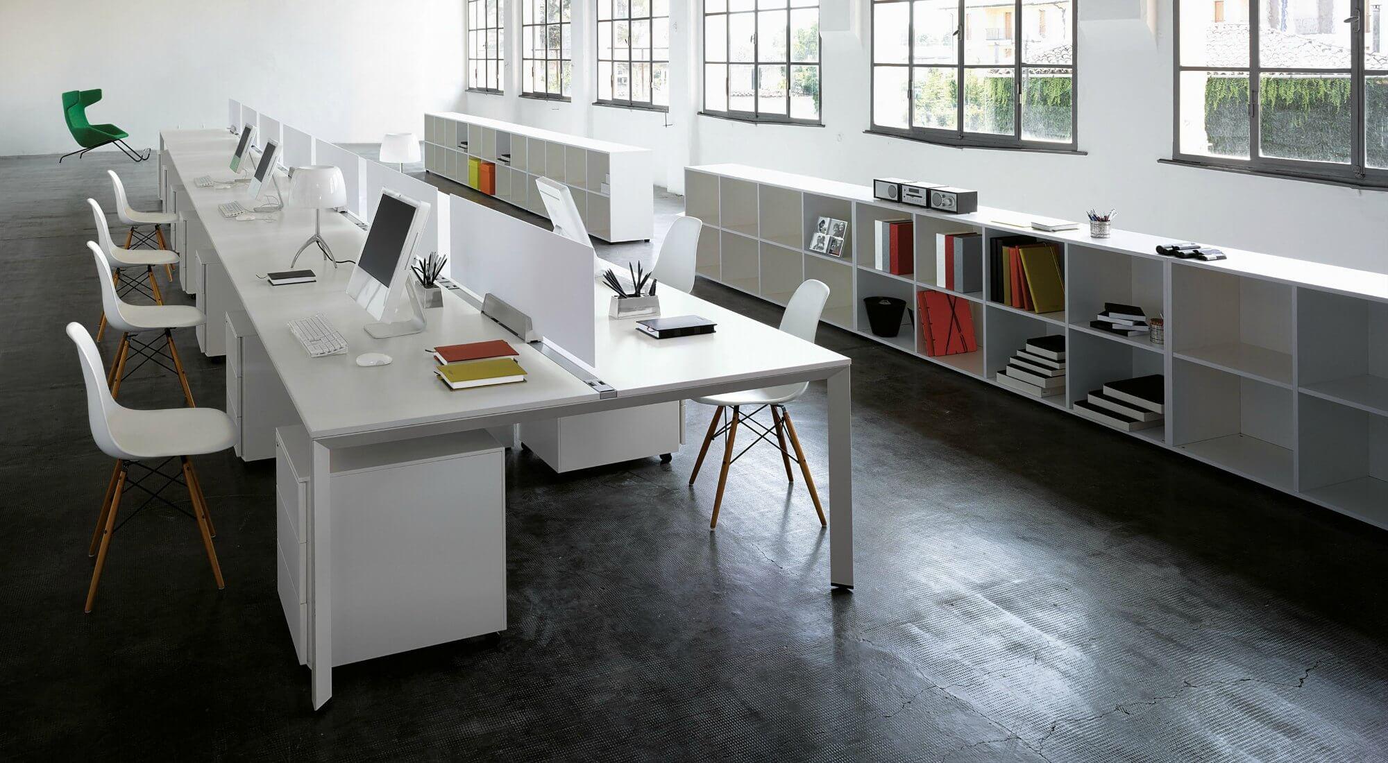 Sinetica industries muebles de oficina adeyaka bcn slider for Muebles de oficina 1